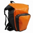 Waterproof Backpack Orange 20 Liters for sports